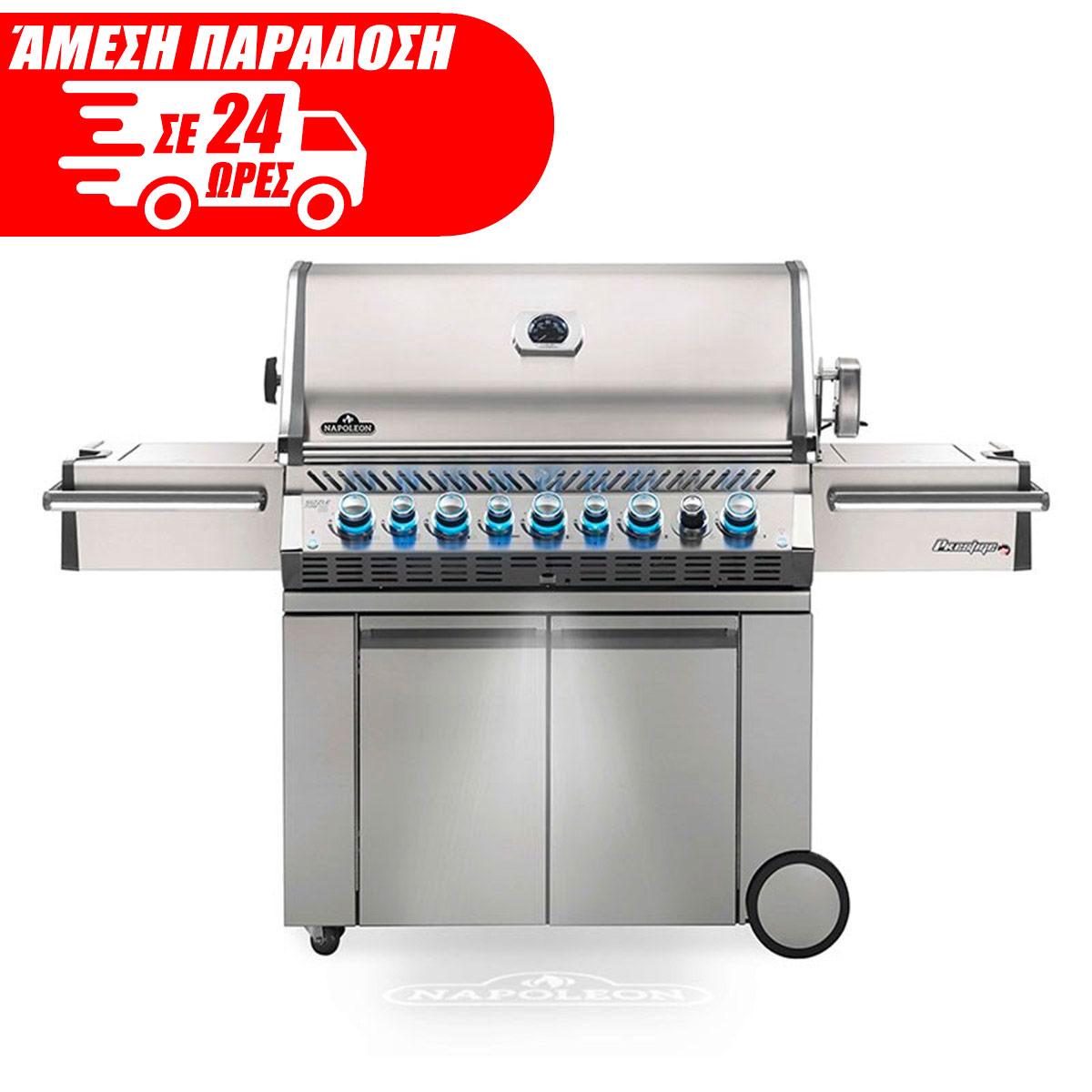 Prestige PRO 665 RSBI, Stainless Steel - Napoleon®