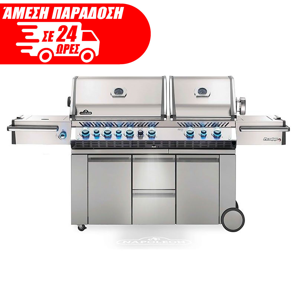 Prestige PRO 825 RSBI, Stainless Steel - Napoleon®